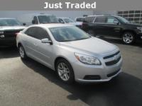 Malibu... LT... Sedan... 2.5 4-Cyl... 6-Speed