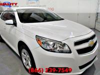 This 2013 Chevrolet Malibu LT is offered to you for