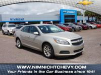 EPA 34 MPG Hwy/22 MPG City! CARFAX 1-Owner, Chevrolet