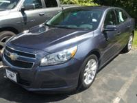 2013 Chevrolet Malibu LT 1LT Odometer is 41642 miles