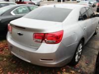 Meet our Accident Free 2013 Chevrolet Malibu 2LT shown
