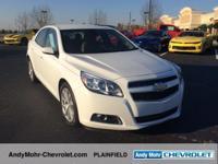 Chevrolet Malibu  Clean CARFAX Carfax One-Owner.