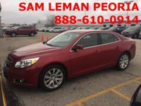 Options:  2013 Chevrolet Malibu Lt W/3Lt|Miles:
