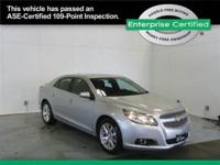 Chevrolet Malibu Great mid-size sedan. Perfect for the