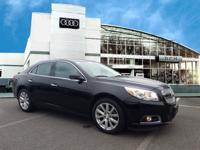 This Economy Certified 2013 Chevrolet Malibu LTZ Comes