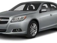 This 2013 Chevrolet Malibu midsize sedan is available