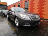 LOADED LTZ model 2013 Chevrolet Malibu with LEATHER