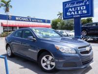 Options:  2013 Chevrolet Malibu Ltz|Blue|It's Time For