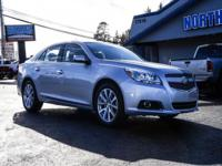 Clean Carfax Sedan with Steering Audio Controls!