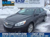 Check out this 2013 Chevrolet Malibu LTZ. Its Automatic