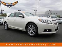 Look at this 2013 Chevrolet Malibu LTZ. Its Automatic
