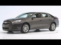 2013 Chevrolet Malibu Ltz color gray four door with