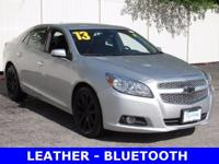 2013 Chevrolet Malibu LTZ LEATHER, CLEAN CARFAX,