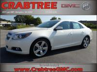 Options:  2013 Chevrolet Malibu Ltz|Ltz 4Dr Sedan