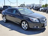 Options:  2013 Chevrolet Malibu 2Lz|Outstanding Design