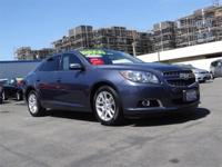 Looking for that perfect family vehicle? This Malibu