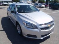 2013 Chevrolet Malibu Sedan LS Our Location is: Dyer