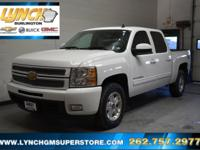 New Price! 2013 Summit White Chevrolet Silverado 1500