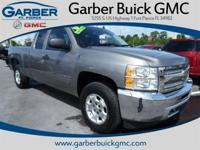Stop! Your search is over. This 2013 Silverado 1500 has
