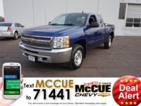This 2013 Silverado 1500 is for Chevrolet enthusiasts