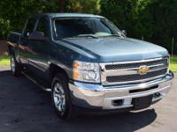 **CLEAN AUTOCHECK** and **ONE OWNER**. Silverado 1500