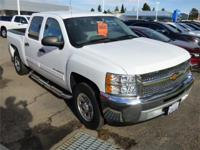 Options:  2013 Chevrolet Silverado 1500 2Wd Crew Cab