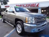 THIS IS A CLEAN 2013 CHEVY SILVERADO 1500 LT 2WD Z71