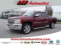 Look no further this 2013 Chevrolet Silverado 1500 LT