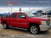 PREMIUM & KEY FEATURES ON THIS 2013 Chevrolet Silverado