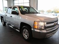 Options:  2013 Chevrolet Silverado 1500 Xtra Fuel