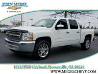Chevrolet Certified, ONLY 29,559 Miles! $4,100 below