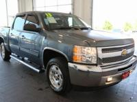 Options:  2013 Chevrolet Silverado 1500