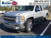 FLORIDA OWNED 2013 CHEVY SILVERADO 1500 LT RWD EXTENDED