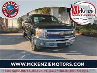 Clean Autocheck and Leather. Silverado 1500 LT,