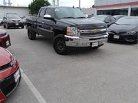 Silverado 1500 LT, Extended Cab, 6-Speed Automatic