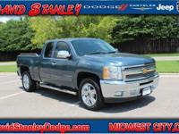 Automatic. Extended Cab! Flex Fuel! Previous owner