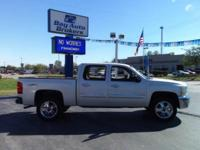 Options:  2013 Chevrolet Silverado 1500 Lt 4X4 4Dr Crew
