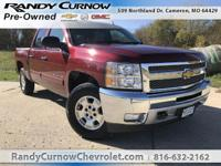 Options:  2013 Chevrolet Silverado 1500 Lt|Deep Ruby