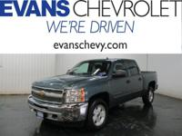 LT Package!! Crew Cab!! 5.3L V-8!! All Star Edition!!