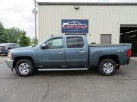 Our 2013 Chevrolet Silverado 1500 LT Crew Cab 4x4 is