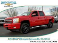 4X4 CREW CAB LT, Z-71 OFF ROAD, Z-71 APPEARANCE