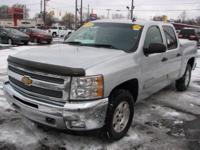 The Chevrolet Silverado 1500 is a 4WD pick up. Some
