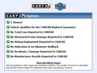Certified. CARFAX One-Owner. 6-Speed Automatic