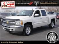 Options:  2013 Chevrolet Silverado 1500 4Wd Crew Cab