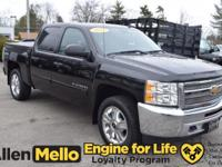 Discerning drivers will appreciate the 2013 Chevrolet