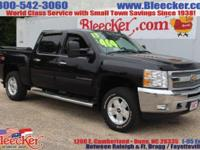 This 2013 Silverado has been well maintained and looks