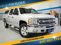 Options:  2013 Chevrolet Silverado 1500 Lt|Silver Ice