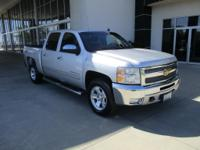 *4WD* *This 2013 Chevrolet Silverado 1500 LT will sell