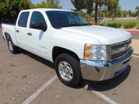 Z71 package Silverado crew cab with power windows and
