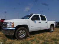 Options:  2013 Chevrolet Silverado 1500 Lt|White|61|228
